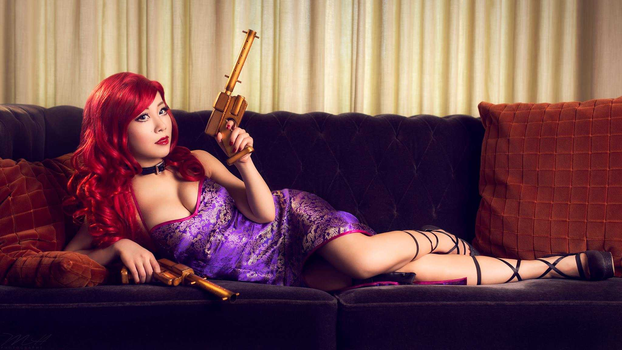 Secret Agent Miss Fortune Cosplay – Miyuki Cosplay
